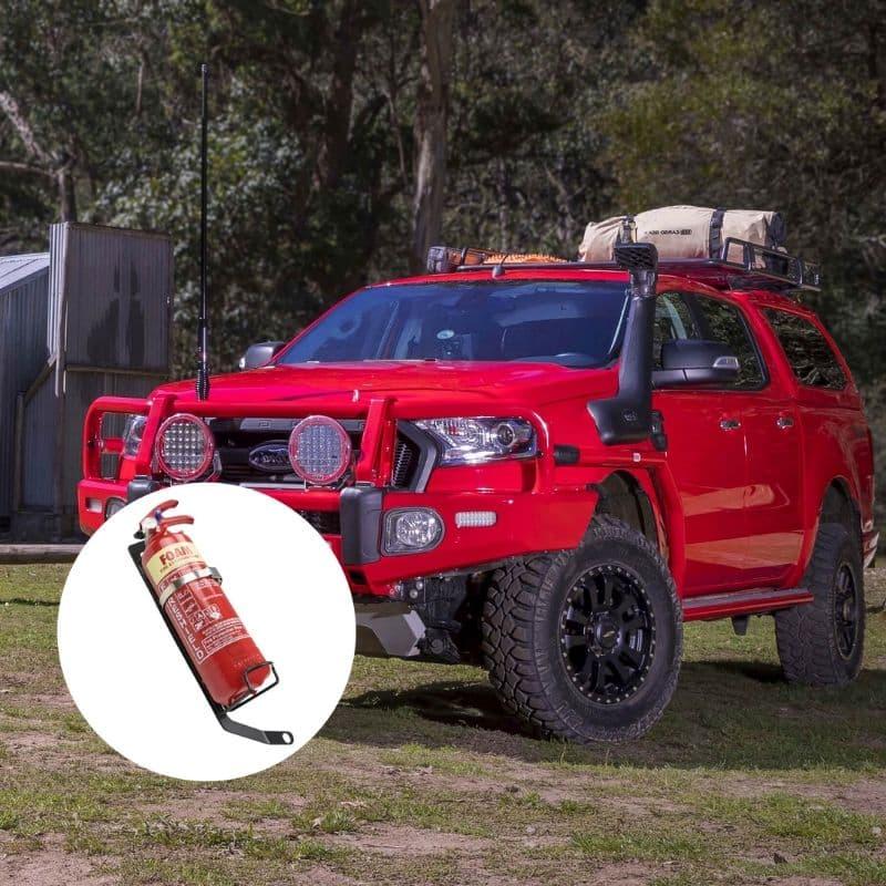 Kap_Industries_Ford_Ranger_Mazda_BT50_Fire_Extinguisher_Bracket