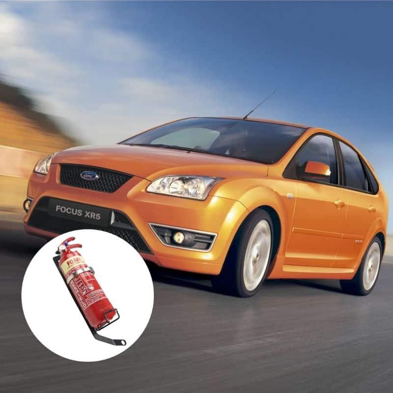 Kap_Industries_Ford_Focus_XR5_Fire_Extinguisher_Bracket