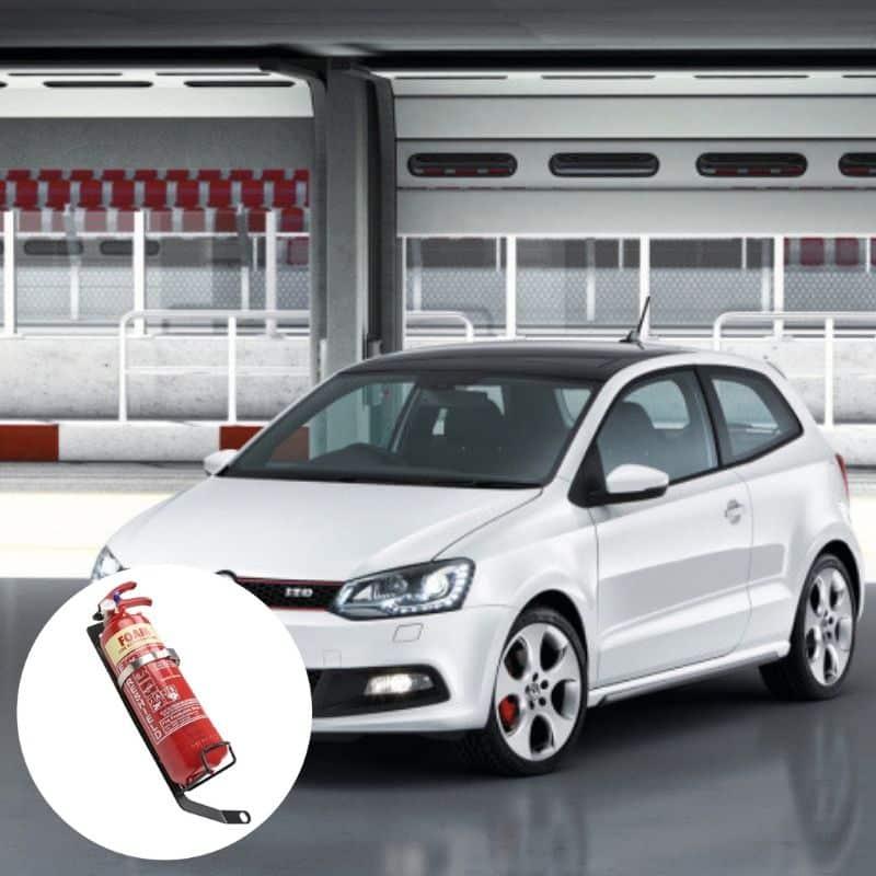 Kap_Industries_VW_Polo_Fire_Extinguisher_Bracket