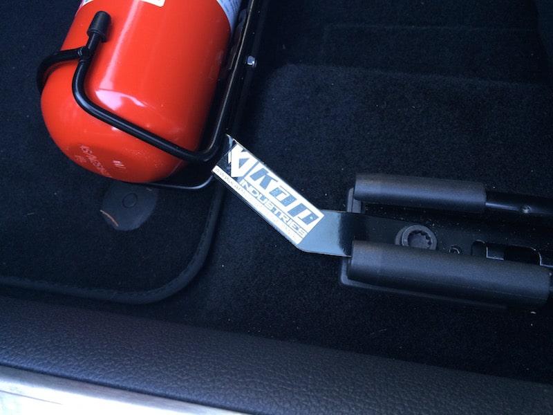 Vw Golf Mk 5 6 7 Fire Extinguisher Bracket Kap Industries