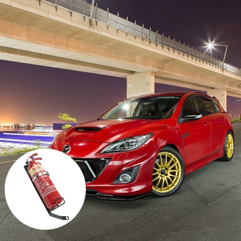 Kap_Industries_Mazda_BK_BL_3_Fire_Extinguisher_Bracket